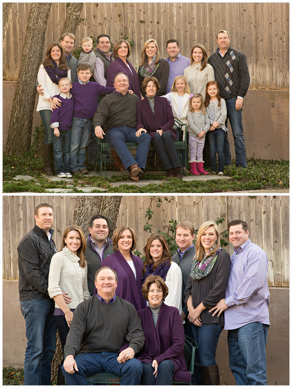 Monroe Extended Family Fort Worth Photographer